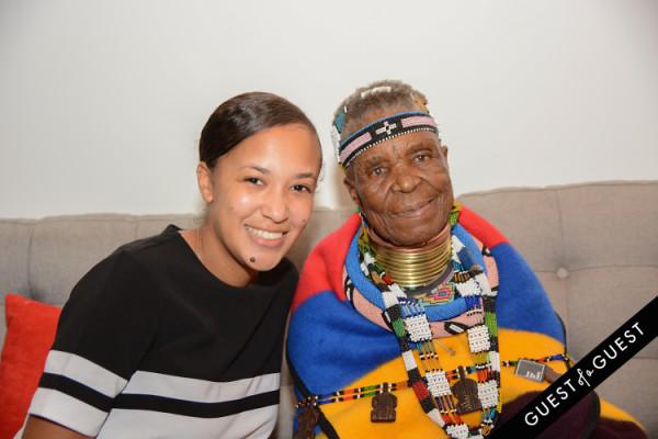 Esther Mahlangu Ashaya Robinson