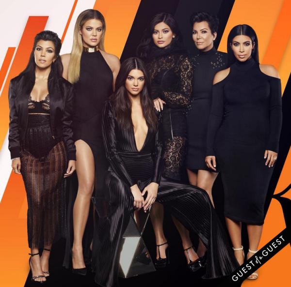 Kourtney Kardashian Khloe Kardashian Kendall Jenner Kylie Jenner Kris Jenner Kim Kardashian