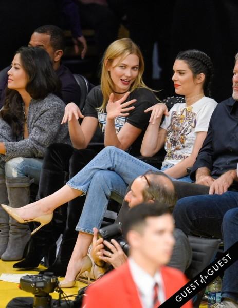 Karlie Kloss Kendall Jenner