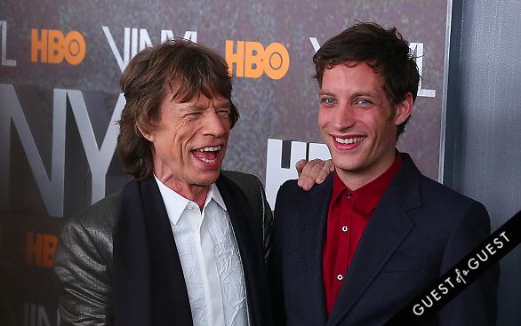 Mick Jagger James Jagger