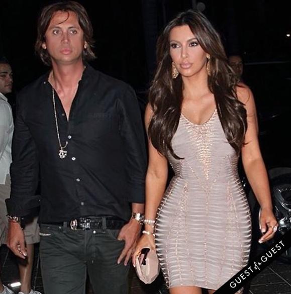 Jonathan Cheban Kim Kardashian