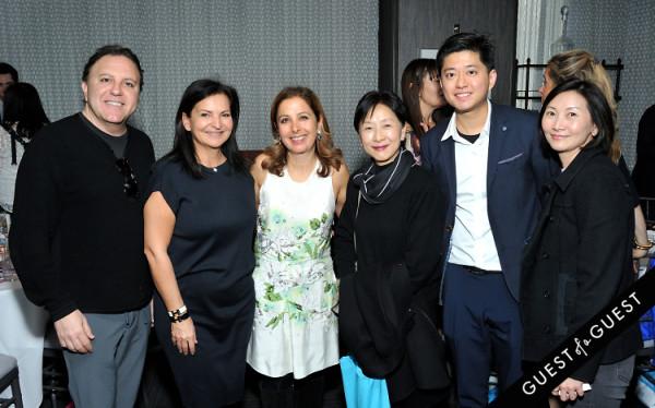 Daniel Bohbot Veronique Gabai Karine Ohana Caroline Wang Will Lam Helen Show HElene Chow