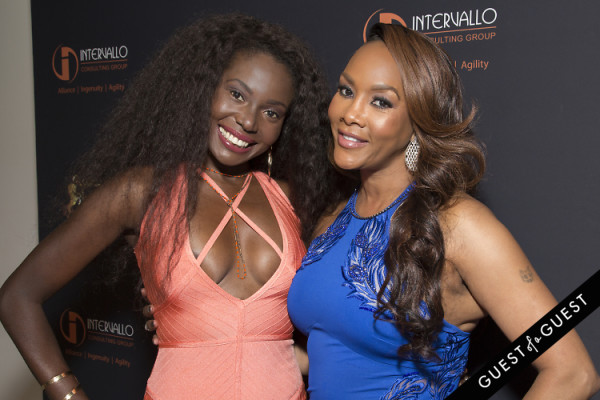 Vivica Fox Denise Milfort