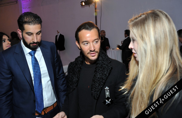 Baynes Baker King Leo Menswear Collection Launch With Nate