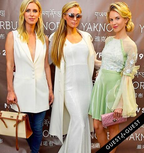 Nicky Hilton Paris Hilton Tessa Hilton